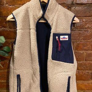 Fleece Vest! 🌱